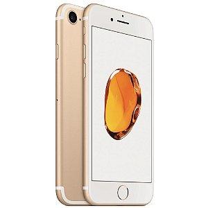 iPhone 7 128gb Apple 4G LTE Desbloqueado Dourado - Produto de Vitrine Usado com Garantia de 90 dias