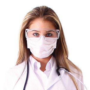 Kit de Proteção Facial em TNT com 10 unidades
