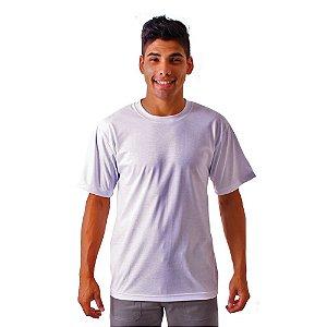 Camiseta decote careca manga curta malha PV