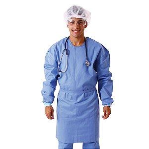 Capote Cirúrgico Manga Longa com Punho