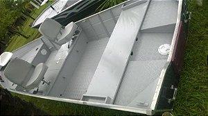 Barco PIAPARA - 5,5 metros (Só o casco)
