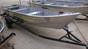 Barco FAST 1000 - 6 metros (Só o casco)