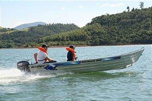 Barco Squalus 500 S (só o casco)