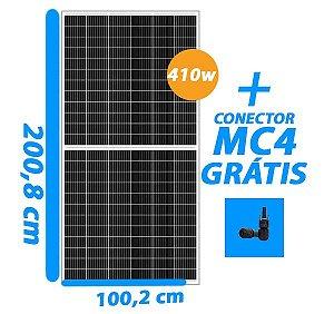 PLACA SOLAR 410W -  RS6I-410M - Monocristalina