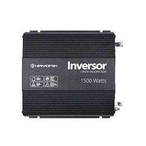 Inversor Onda Modificada 1500W - 12V / 220V - Hayonik