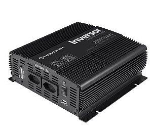 Inversor Onda Modificada 2000W - 12V / 220V - Hayonik