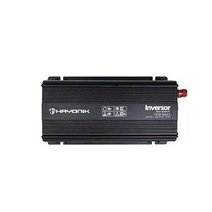Inversor Onda Senoidal 1000W - 12V / 220V - Hayonik