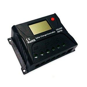 CONTROLADOR CARGA 20A - PWM (LCD) - HP2420-S -SRNE