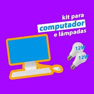 1050 Wp - Para Computador e lâmpadas - 220v