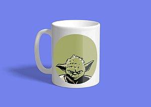 Caneca Yoda Art 325ml