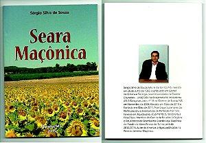 Livro Seara Maçônica - Autor Sérgio Silva de Souza