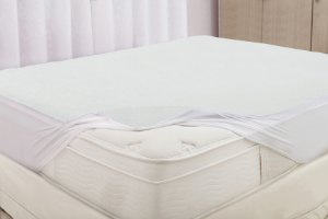 Protetor de Colchão Impermeável Felpudo Solteiro Realce Premium - Sultan