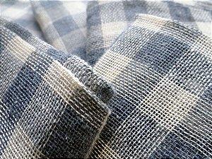 Saco Xadrez Têxtil Nova Aliança 100% Algodão 40x65cm