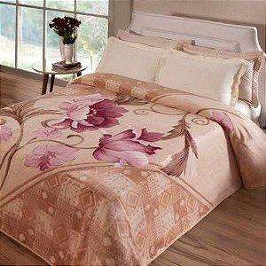 Cobertor Jolitex Kyor Casal 1,80x2,20m - Monte Carlo