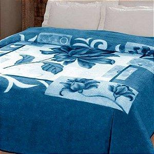 Cobertor Jolitex Kyor Casal 1,80x2,20m - Malbec