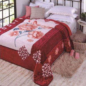 Cobertor Jolitex Kyor Casal 1,80x2,20m - Lizzie