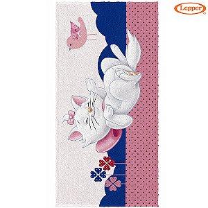 Toalha Felpuda de Banho Marie 1 - 60X120cm - Lepper