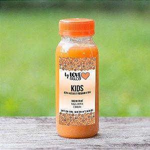 Kids - Maçã, cenoura e laranja  180ml