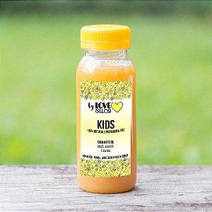 Kids - Maçã, abacaxi e manga  180ml