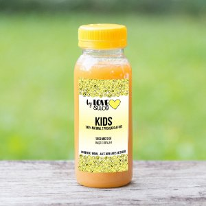 Kids - Maçã e abacaxi  180ml