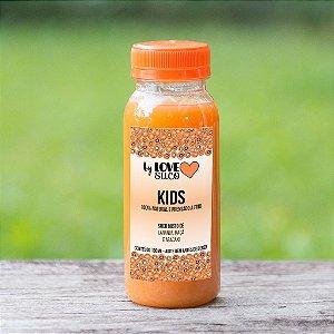 Kids - Abacaxi, laranja e maçã  180ml