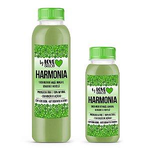 HARMONIA | Maçã, abacaxi, gengibre e hortelã