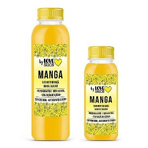 MANGA | Maçã, manga e abacaxi