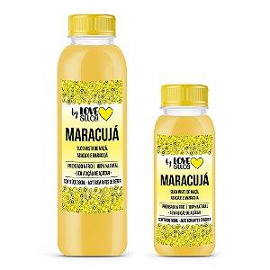 MARACUJÁ | Maçã, abacaxi e maracujá