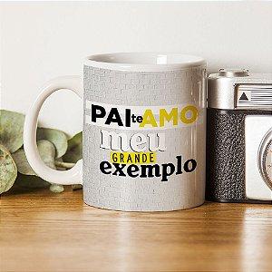 Caneca Personalizada Pai Meu Exemplo