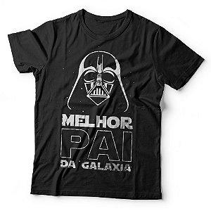 Camiseta Melhor Pai da Galaxia