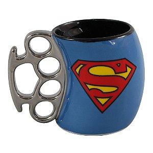 CANECA SOCO INGLÊS SUPER MAN