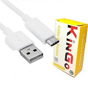 CABO DE  DADOS/RECARGA TIPO C USB