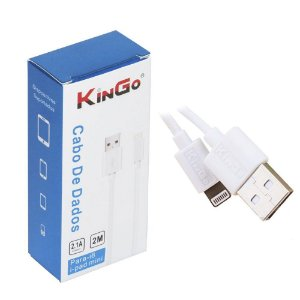 CABO DE  DADOS/RECARGA IPHONE USB