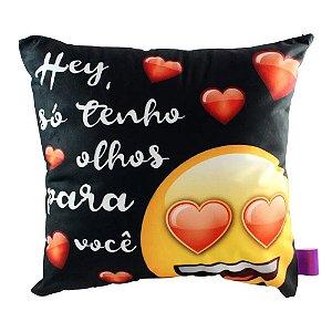 ALMOFADA EMOJI LOVE