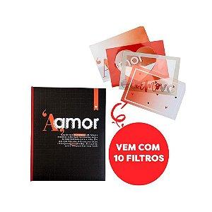 ALBUM DE FOTOS COM FILTRO EU E VC DEFINIÇÃO DE AMOR