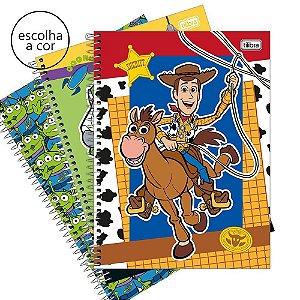 Caderno Universitário 10 Matérias Toy Story Light Tilibra