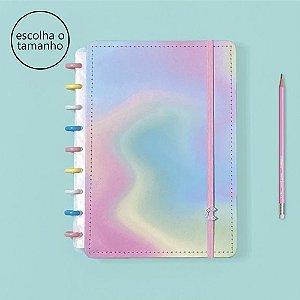 Caderno Inteligente Candy Splash