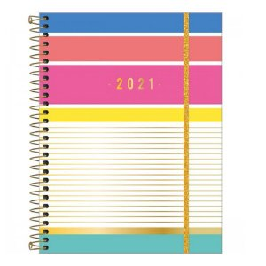 PLANNER ESPIRAL BE NICE 2021