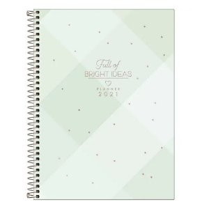 PLANNER BRIGHT IDEAS 2021