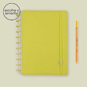 Caderno Inteligente All Yellow