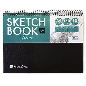 SketchBook Sense A4 50 Folhas 150G Tilibra