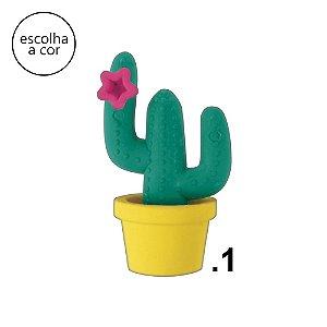 Borracha Cactus Tilibra - Unidade