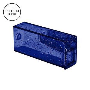 Apontador Glitter com Depósito Faber Castell