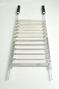 Grelha Multiuso de alumínio