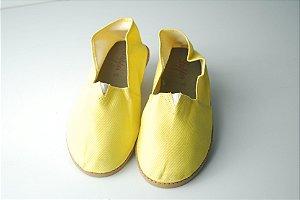 Alpargata amarela