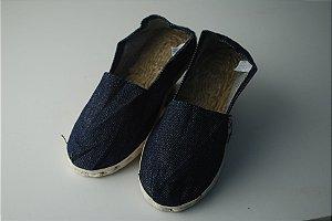 Alpargata Jeans - Solado de corda