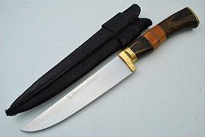 faca Solingen Burgvogel 6 polegadas