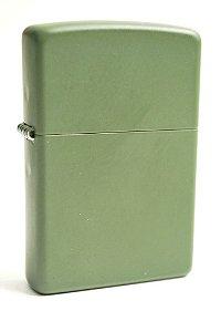 Zippo Verde Militar