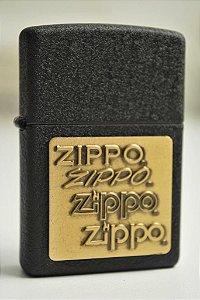 Zippo Logo com relego