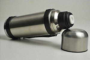 Garrafa Térmica 1 litro em aço inox